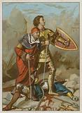 Julius II enters the breach at Mirandola