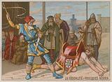 Fulk III as an example of feudalism