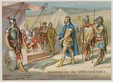 The Submission of Vercingetorix to Caesar