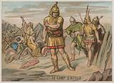 The Camp of Attila the Hun