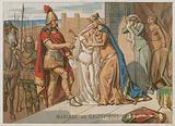 The Marriage of Galeswinthe to King Chilperic I