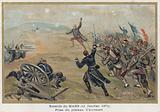 Battle of Mans