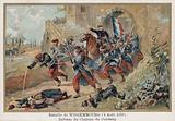 Battle of Wissembourg, Defence of the Chateau Geisberg