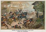 Battle of Froeschwiller, Charge of the Cuirassiers