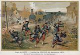 The Siege of Metz, Peltre