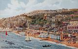 Ventnor from the Pier, Isle of Wight