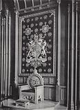 The Royal Seat in the King's Robing-Room