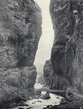 A Thousand Foot Chasm, Grindelwald, Switzerland