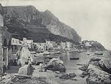 General View and Landing, Island of Capri, Italy