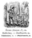 Stable-boy