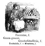 Green-grocer