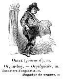 Organ-boy