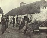 Eviction Scene, County Clare
