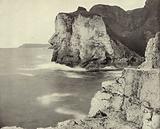 Glant's Head Rock, Portrush, Antrim