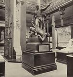Lieut. Hamilton's Statue, Dublin Museum.