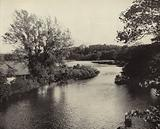 Scene on the River Lee, County Cork