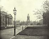 Quadrangle and Campanile, Trinity College