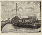A Norfolk Wherry