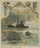 The Naval Review, Spithead, 23 July 1886