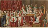 The Coronation of Queen Victoria at Westminster Abbey, 28 June 1838