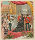 Opening of the Indian and Colonial Exhibition