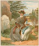 At the Grave of the Dairyman's Daughter