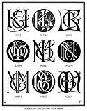 Two Letters with the &, K & J, K & L, L & K, L & M, M & L, M & N, N & M, N & O, O & N