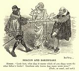 Shacon and Bakespeare – The authorship of Shakespeare