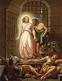 Deliverance of St Peter