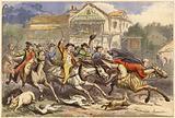 John Gilpin's Famous Ride