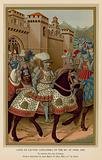 Louis XII Leaving Alexandria on the 24th of April 1507
