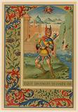 A Court-Fool, of 15th Century
