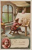Rembrandt, Dutch artist (1606-1669)