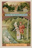 Chateau de Savigny-sur-Orge