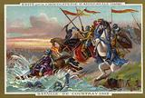 Battle of Courtrai in 1302