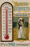 Love's Thermometer - How's Your Temperature?