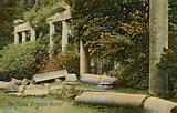 The ruins at Virginia Water at Windsor Great Park, England