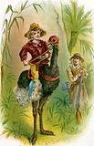 Jack Mounted on 'Whirlwind'