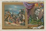 Eugene Delacroix, 19th Century French painter