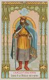 Louis II, Carolingian King of France from 877-879
