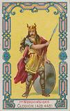 Chlodio, Merovingian King of France from 428-448