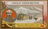 Le Pere Deken, 19th Century Belgian explorer