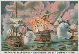 Battle of Aboukir Bay, 1798
