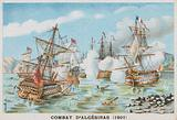 Battle of Algeciras; 1801