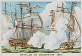 Battle of Grand Port, 1810