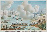 Landing of the French in Algeria, 1830