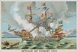 Bataille du Conquet, 1530