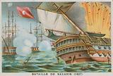 Battle of Navarino, 1827