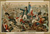 Pierre Cambronne, French general, at the Battle of Waterloo, 1815