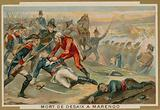 Death of General Desaix at the Battle of Marengo, 1800